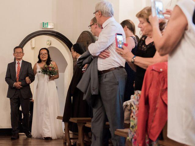 Le mariage de Lucas et Kim Vân à Le Mesnil-Saint-Denis, Yvelines 46