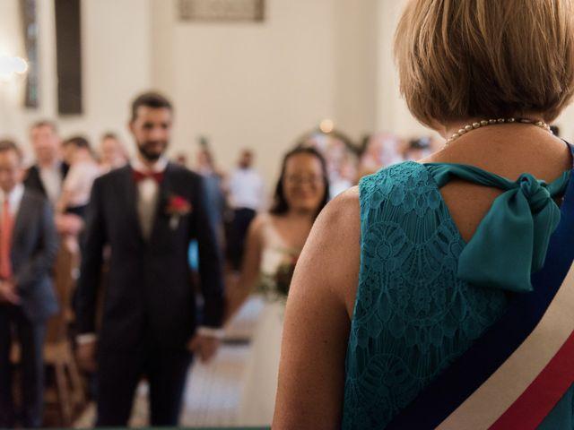 Le mariage de Lucas et Kim Vân à Le Mesnil-Saint-Denis, Yvelines 47