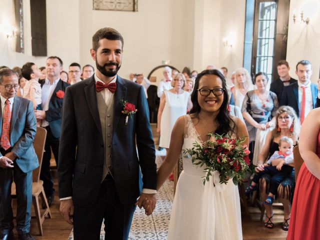 Le mariage de Lucas et Kim Vân à Le Mesnil-Saint-Denis, Yvelines 52