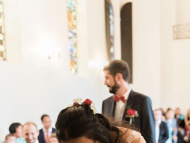 Le mariage de Lucas et Kim Vân à Le Mesnil-Saint-Denis, Yvelines 54
