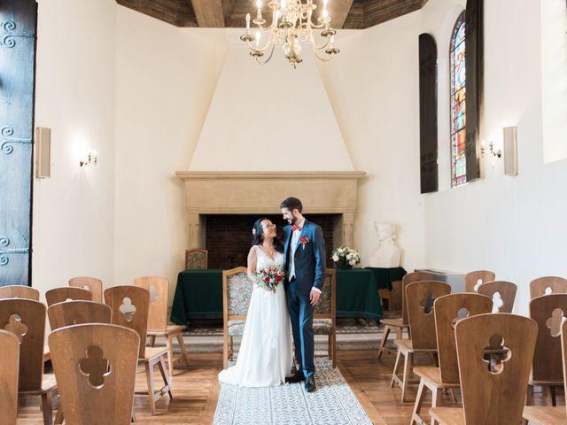 Le mariage de Lucas et Kim Vân à Le Mesnil-Saint-Denis, Yvelines 62