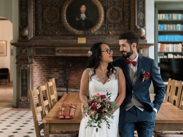 Le mariage de Kim Vân et Lucas
