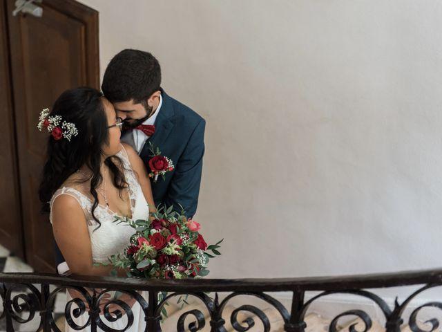 Le mariage de Lucas et Kim Vân à Le Mesnil-Saint-Denis, Yvelines 73