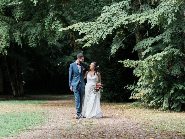 Le mariage de Lucas et Kim Vân à Le Mesnil-Saint-Denis, Yvelines 76