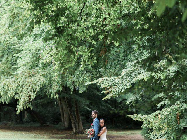 Le mariage de Lucas et Kim Vân à Le Mesnil-Saint-Denis, Yvelines 78