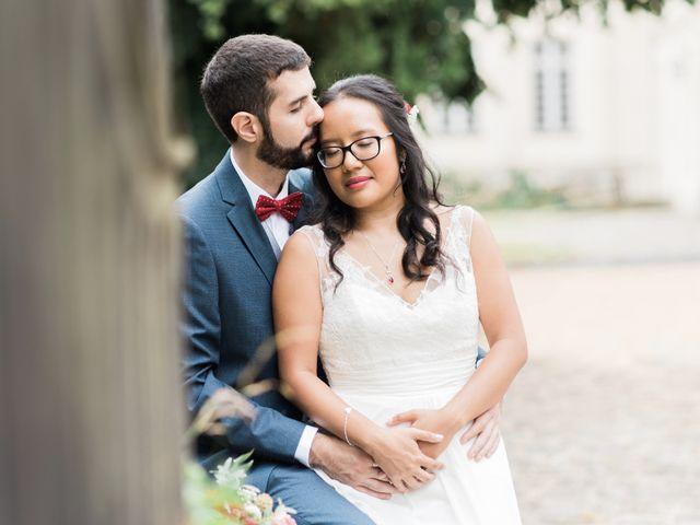 Le mariage de Lucas et Kim Vân à Le Mesnil-Saint-Denis, Yvelines 80