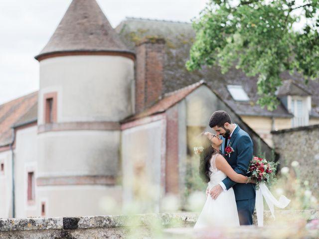 Le mariage de Lucas et Kim Vân à Le Mesnil-Saint-Denis, Yvelines 83