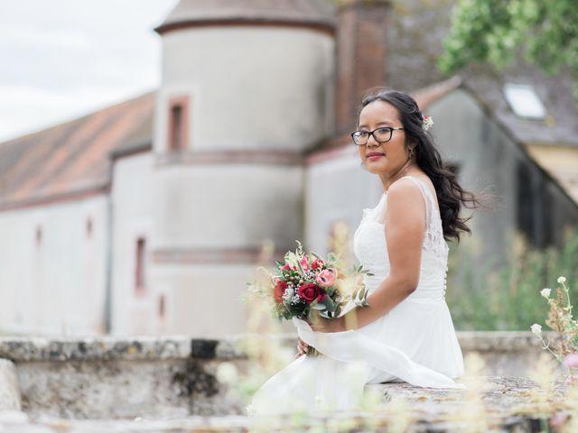 Le mariage de Lucas et Kim Vân à Le Mesnil-Saint-Denis, Yvelines 84