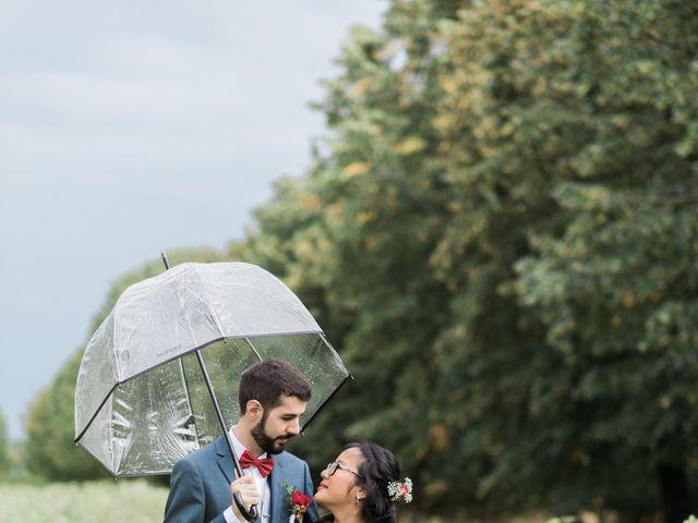 Le mariage de Lucas et Kim Vân à Le Mesnil-Saint-Denis, Yvelines 85