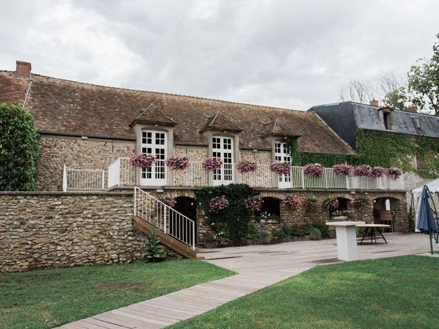 Le mariage de Lucas et Kim Vân à Le Mesnil-Saint-Denis, Yvelines 96