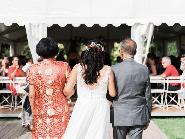 Le mariage de Lucas et Kim Vân à Le Mesnil-Saint-Denis, Yvelines 99