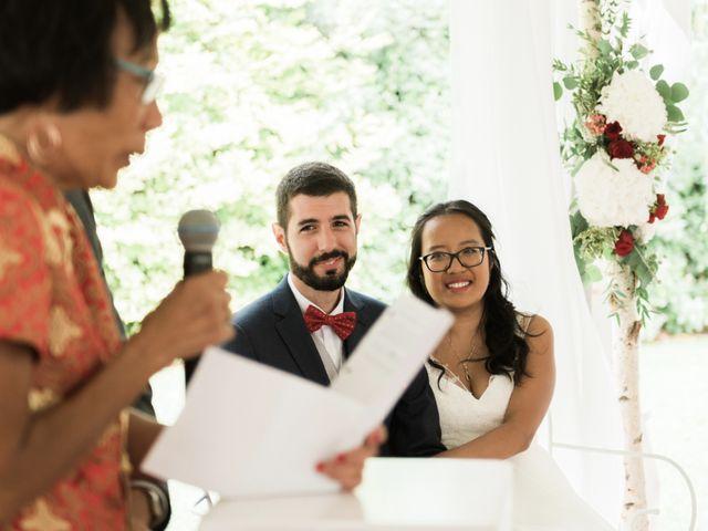 Le mariage de Lucas et Kim Vân à Le Mesnil-Saint-Denis, Yvelines 105