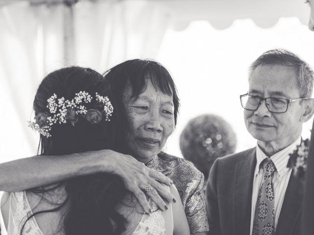 Le mariage de Lucas et Kim Vân à Le Mesnil-Saint-Denis, Yvelines 106