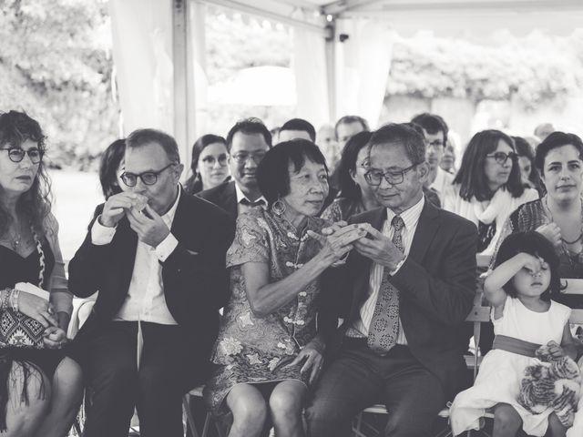 Le mariage de Lucas et Kim Vân à Le Mesnil-Saint-Denis, Yvelines 107