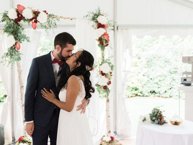 Le mariage de Lucas et Kim Vân à Le Mesnil-Saint-Denis, Yvelines 115