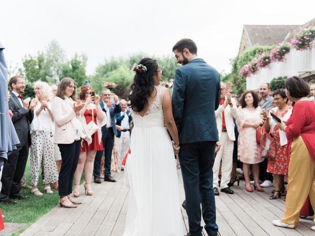 Le mariage de Lucas et Kim Vân à Le Mesnil-Saint-Denis, Yvelines 116