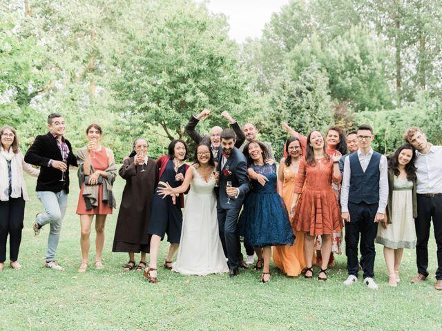 Le mariage de Lucas et Kim Vân à Le Mesnil-Saint-Denis, Yvelines 120
