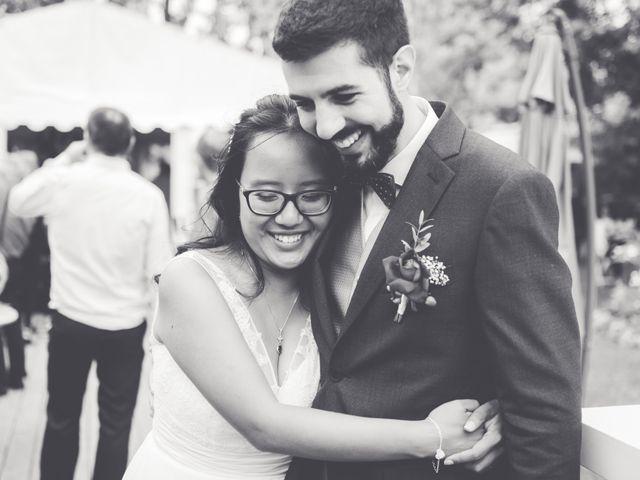 Le mariage de Lucas et Kim Vân à Le Mesnil-Saint-Denis, Yvelines 125
