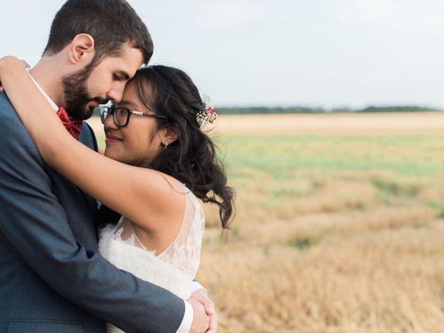 Le mariage de Lucas et Kim Vân à Le Mesnil-Saint-Denis, Yvelines 129