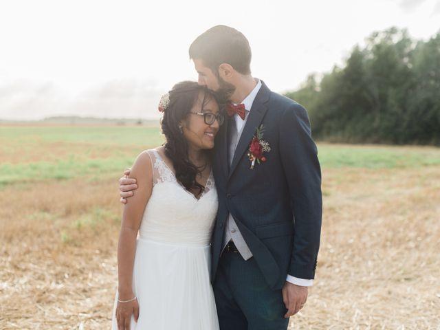 Le mariage de Lucas et Kim Vân à Le Mesnil-Saint-Denis, Yvelines 130