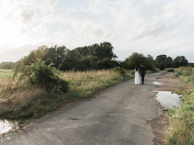 Le mariage de Lucas et Kim Vân à Le Mesnil-Saint-Denis, Yvelines 131