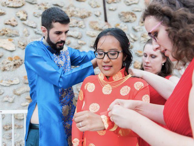 Le mariage de Lucas et Kim Vân à Le Mesnil-Saint-Denis, Yvelines 133
