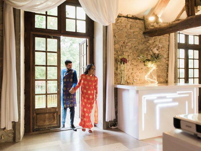 Le mariage de Lucas et Kim Vân à Le Mesnil-Saint-Denis, Yvelines 135