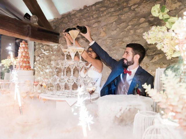 Le mariage de Lucas et Kim Vân à Le Mesnil-Saint-Denis, Yvelines 138