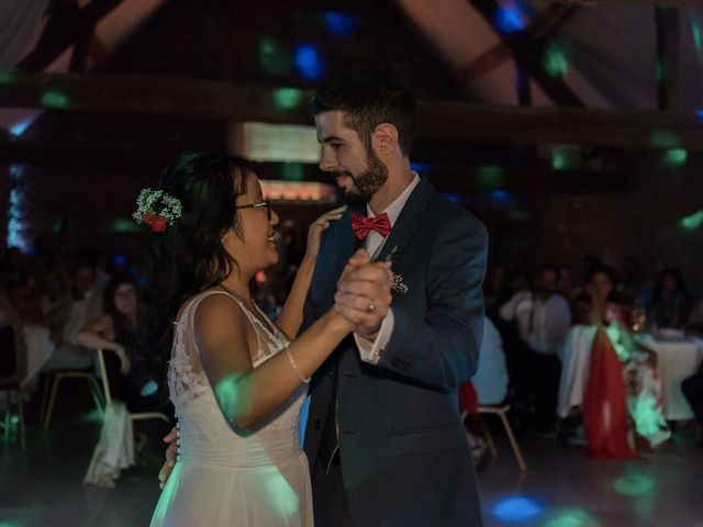 Le mariage de Lucas et Kim Vân à Le Mesnil-Saint-Denis, Yvelines 140