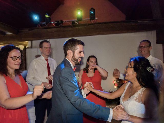 Le mariage de Lucas et Kim Vân à Le Mesnil-Saint-Denis, Yvelines 143