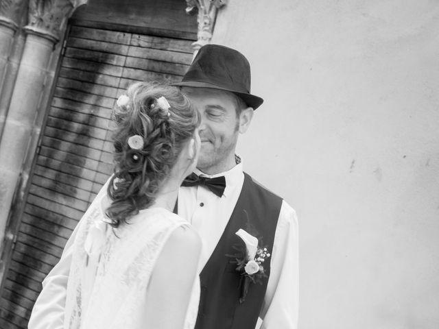 Le mariage de Marc et Emmanuelle à Ballon, Sarthe 4