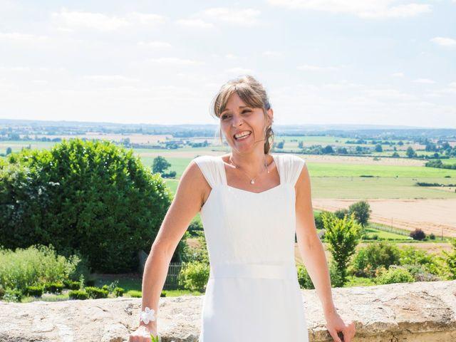 Le mariage de Marc et Emmanuelle à Ballon, Sarthe 8