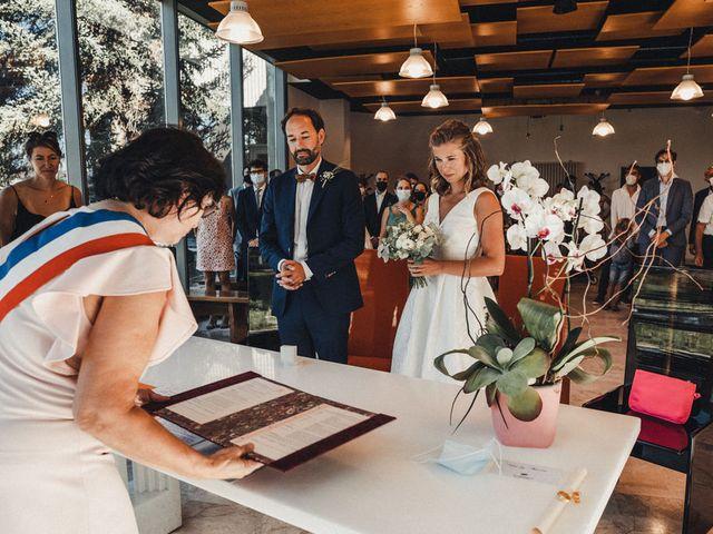 Le mariage de Thibaud et Charlotte à Saint-Sébastien-sur-Loire, Loire Atlantique 8