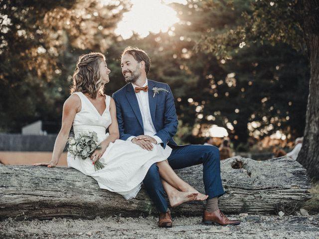 Le mariage de Thibaud et Charlotte à Saint-Sébastien-sur-Loire, Loire Atlantique 1