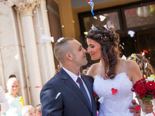 Le mariage de Anthony et Erika à Bompas, Pyrénées-Orientales 11