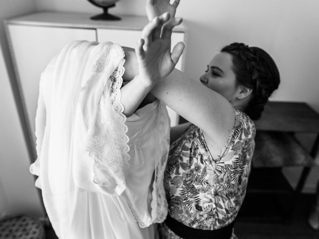 Le mariage de Frédéric et Anne-Fanny à Coutances, Manche 9