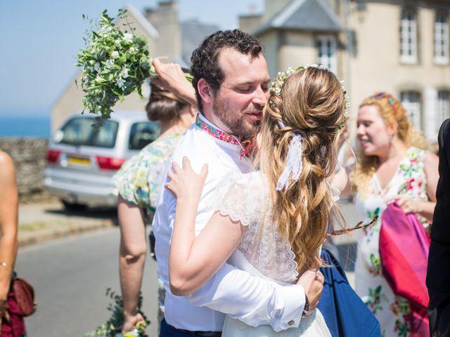 Le mariage de Frédéric et Anne-Fanny à Coutances, Manche 22