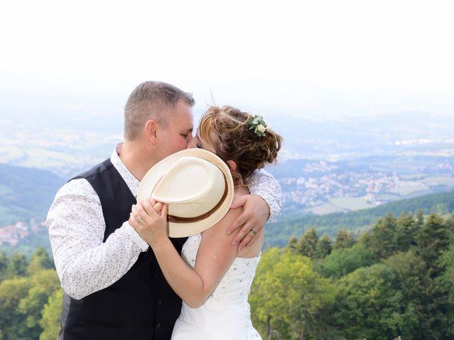 Le mariage de Patrick et Patricia à Courzieu, Rhône 3