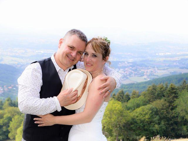 Le mariage de Patrick et Patricia à Courzieu, Rhône 4