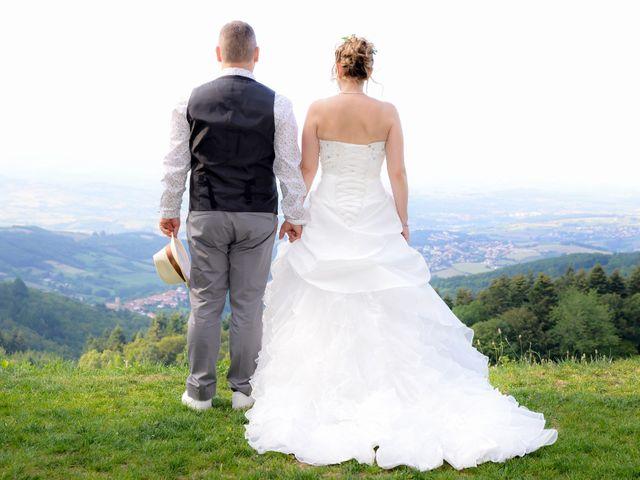 Le mariage de Patrick et Patricia à Courzieu, Rhône 1