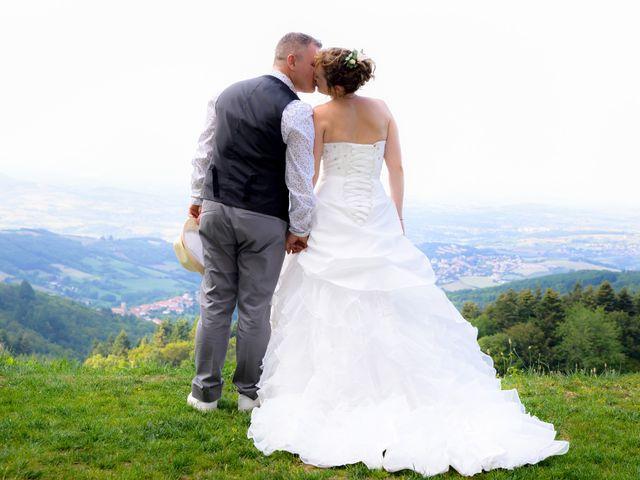 Le mariage de Patrick et Patricia à Courzieu, Rhône 2