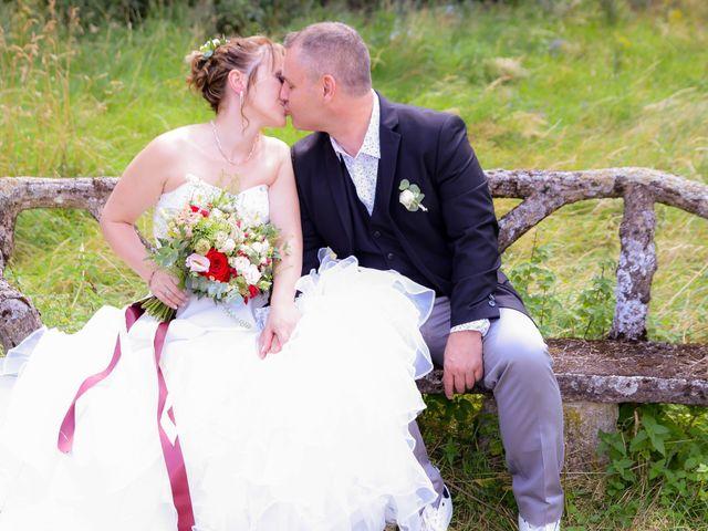 Le mariage de Patrick et Patricia à Courzieu, Rhône 8