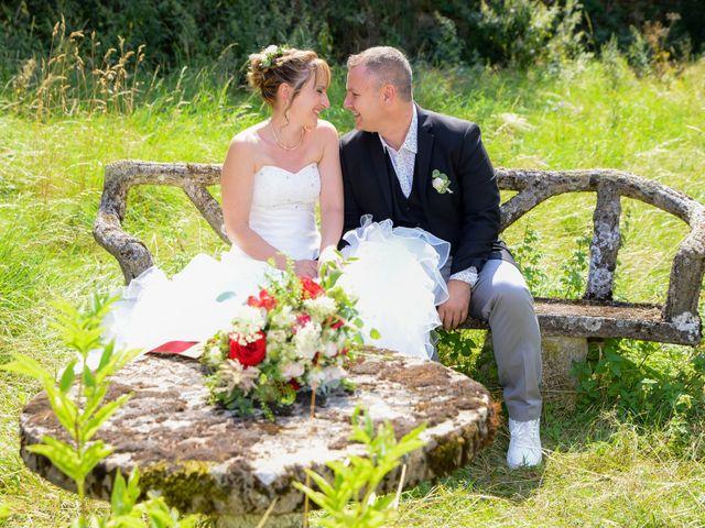 Le mariage de Patrick et Patricia à Courzieu, Rhône 9