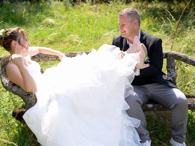 Le mariage de Patrick et Patricia à Courzieu, Rhône 12