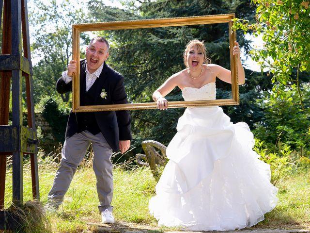 Le mariage de Patrick et Patricia à Courzieu, Rhône 15