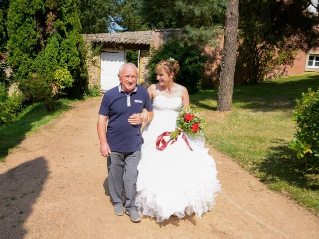 Le mariage de Patrick et Patricia à Courzieu, Rhône 24