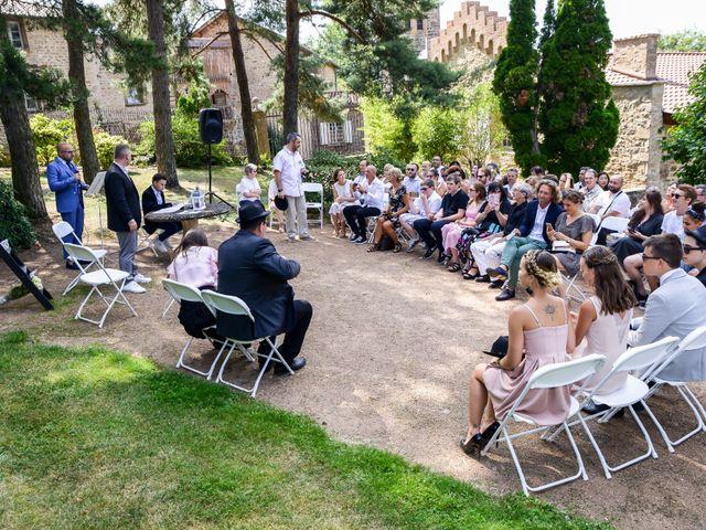 Le mariage de Patrick et Patricia à Courzieu, Rhône 27