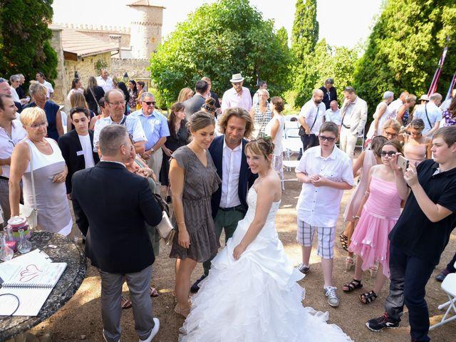 Le mariage de Patrick et Patricia à Courzieu, Rhône 41