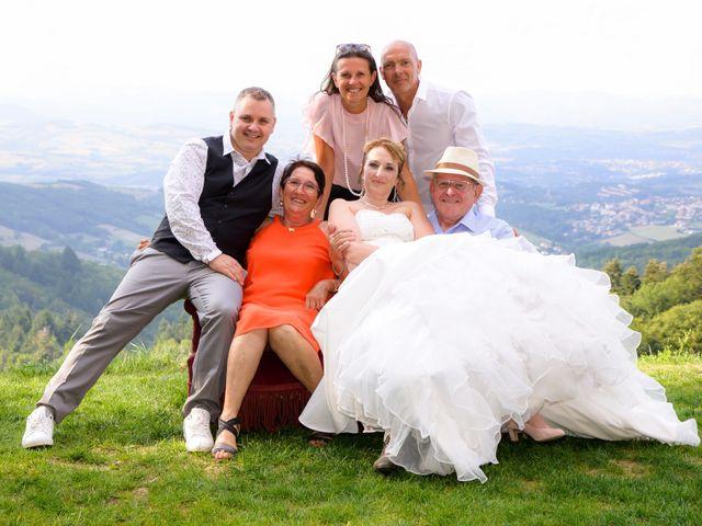 Le mariage de Patrick et Patricia à Courzieu, Rhône 43