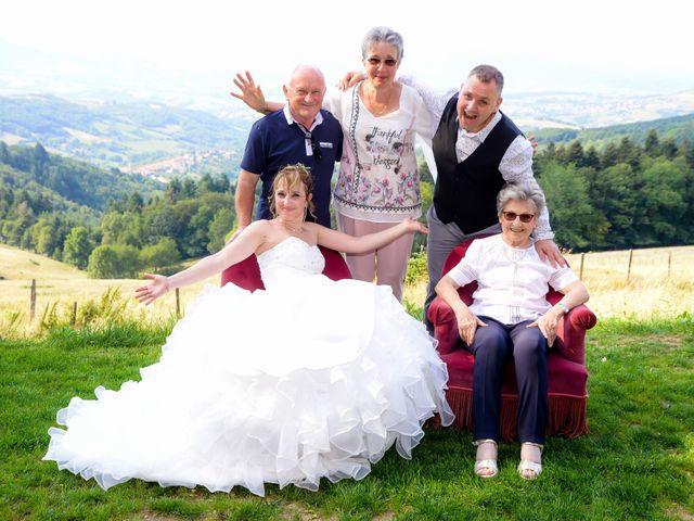 Le mariage de Patrick et Patricia à Courzieu, Rhône 44